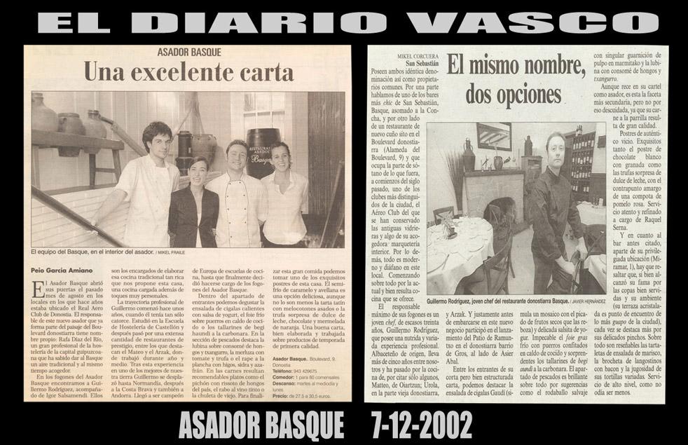ASADOR BASQUE