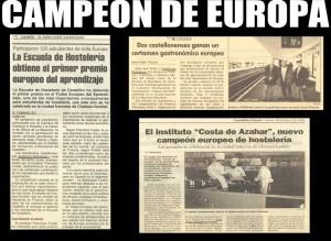 CAMPEONES EUROPA