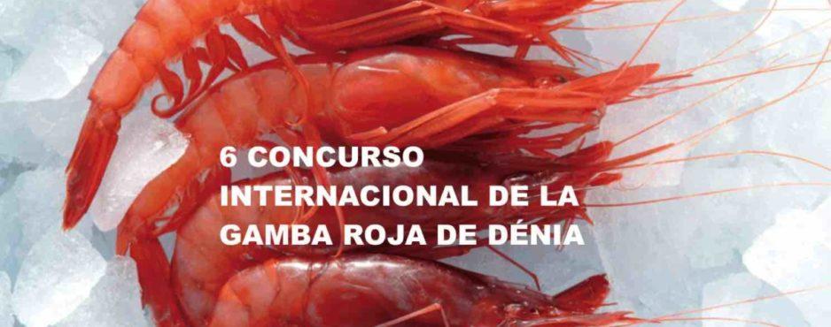CONCURSO INTERNACIONAL DE LA GAMBA ROJA DE DÉNIA