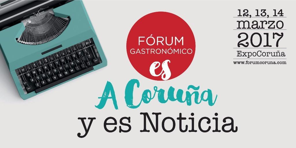 FORUM GASTRONOMICO CORUÑA 2017