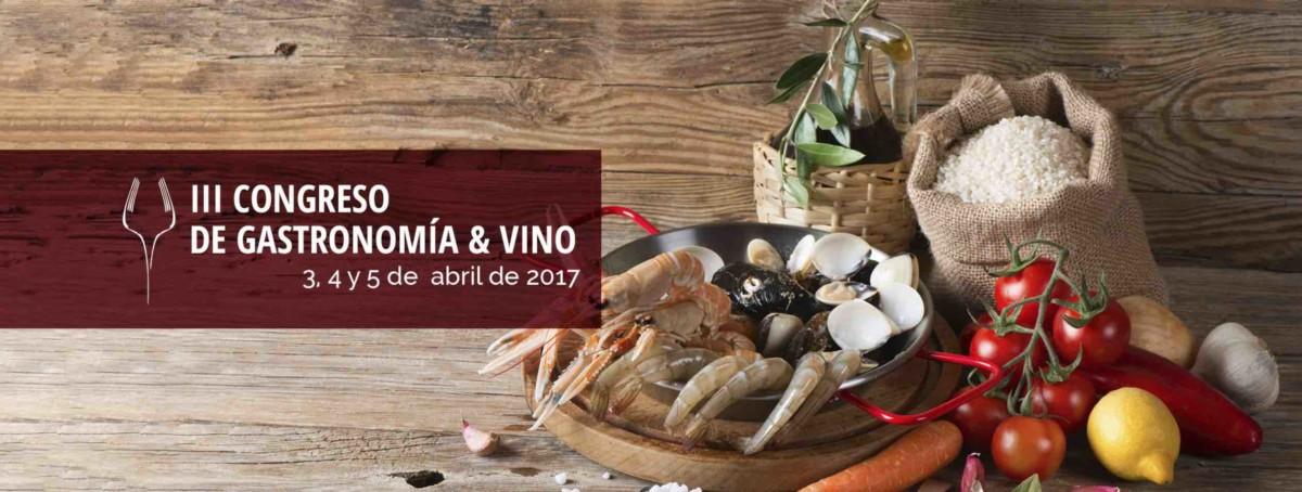 Iii congreso gastronom a vino de castell n pilpileando for Cursos de cocina en castellon